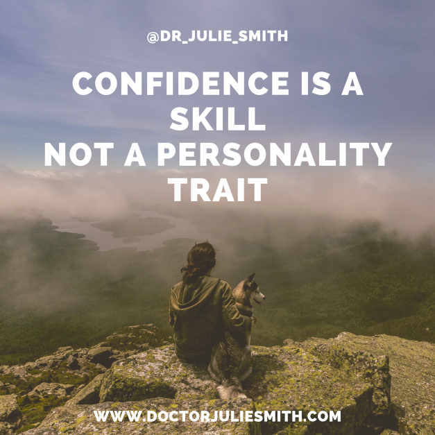 Confidence is a Skill