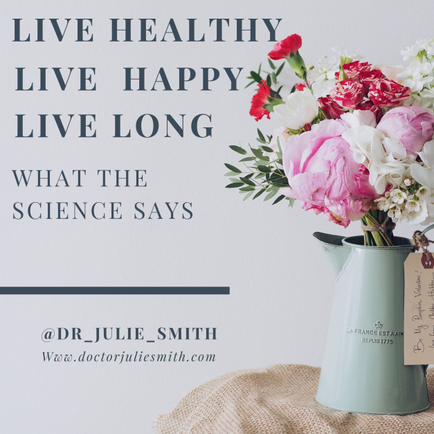 The key to a happier, healthier, longer life.