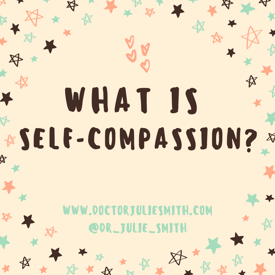 What is self-compassion?